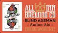All Inn Brewing Blind Axeman Amber Ale